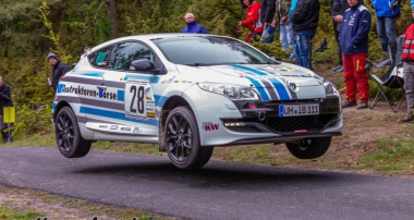Rallye: IB-Rallye-Team wird Gesamtdritter mit dem schnellsten Fronttriebler der Rallye