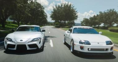 Vossen 20 Zöller und KW V3 für neuen Toyota GR Supra