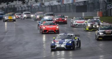 VLN: Cayman GT4 Trophy by Manthey-Racing – Mühlner Motorsport holt dritten Saisonsieg
