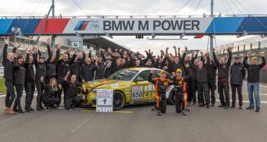 VLN: KW Motorsportkunden gewinnen Meisterschaft 2019!