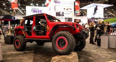 Trucks und Supra – die SEMA Show 2019 im Rückspiegel