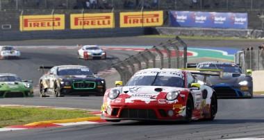 Gratulation: Unsere Porsche-Motorsportkunden gewinnen Fahrer- und Herstellermeisterschaft in der Intercontinental GT Challenge