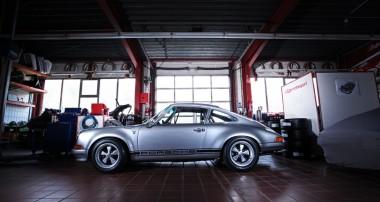 Ein Fest für die Sinne: dp Motorsports Hommage an den Porsche 911 S/T 2.5