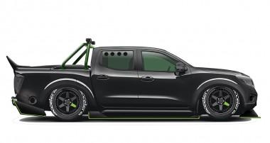 Teaser: Baggsy und ST bauen einen Drift-Pick-Up mit über 1000 PS starken Nissan GT-R Motor!