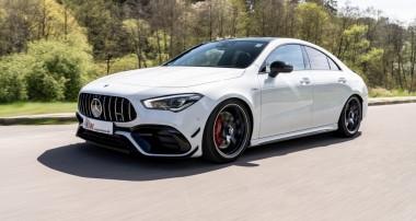 Für alle Mercedes-AMG CLA 35 4MATIC, 45 4MATIC+ und 45 S 4MATIC+ haben wir die KW Variante 3 entwickelt