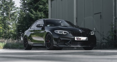 """Rundenrekord approved"": KW Clubsport 3-way für BMW M2 Club Sport & Co."