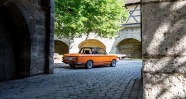Mit Teilegutachten: Raab-Classics Gewindefahrwerk made by KW für '02 BMW Cabriolets