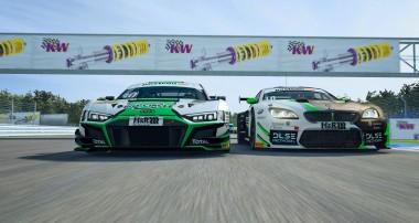 100.000 Euro Preisgeld warten bei der ADAC GT Masters eSports Championship 2021