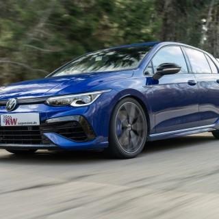 Alle Fahrwerke für den neuen VW Golf 8 R im Überblick – so findet ihr bestimmt ein KW Gewindefahrwerk für Euch