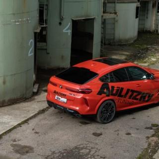KW Variante 4 Gewindefahrwerk auch für BMW X6M und BMW X5M im Lieferangebot