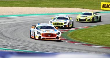 Zweimal knapp den Sieg verpasst – gutes Wochenende für Team Zakspeed in der ADAC GT4 Germany