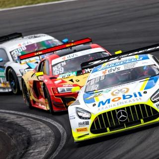 Doppelsieg für Team Zakspeed in der ADAC GT4 Germany