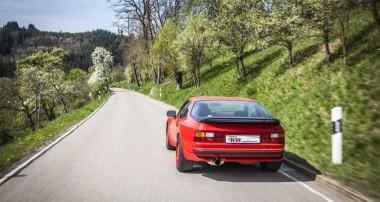 Auf vielfachen Wunsch aus der Trackday-Community: KW Klassik Clubsport Gewindefahrwerk für alle Porsche 944 lieferbar