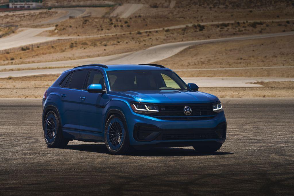 STance-Nachhilfe für VW Nordamerika: Wir bauten für Jamie Orrs Atlas GT Concept das ST XTA plus 3