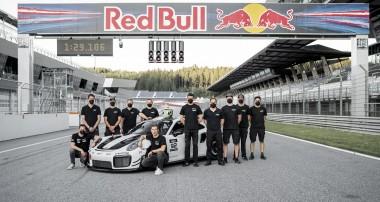 SSR Performance brennt neuen Streckenrekord in den Asphalt des Red Bull Rings