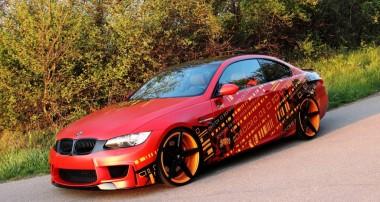 Uwes Art-Car: ein detailreich veredelter BMW für Kenner