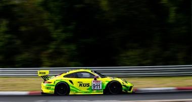 NLS: Manthey feiert beim Saisonhighlight der Nürburgring Langstrecken-Serie den 55. Gesamtsieg