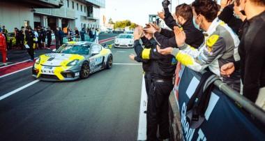 NLS: Erneuter Sieg in der Manthey-Trophy für W&S Motorsport beim Sechsstundenrennen