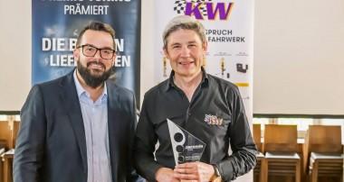 Danke für das Vertrauen: Schweizer Premio-Händlernetzwerk zeichnet Fahrwerkhersteller aus