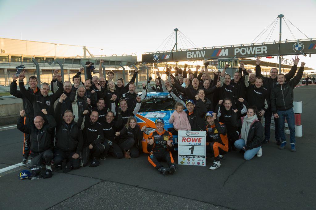 NLS: KW Motorsportkunde Adrenalin Motorsport Team Alzner Automotive gewinnt  erneut Meisterschaft